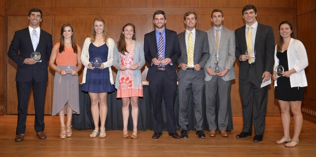 Top 10 Scholar-Athletes